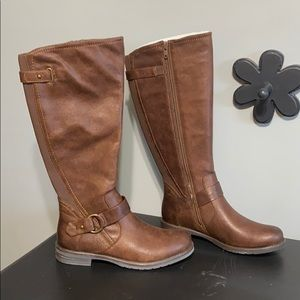 BareTraps Clare Brown Riding Boots